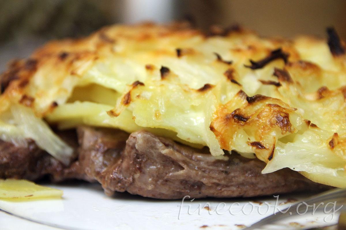 мясо по французски картинки