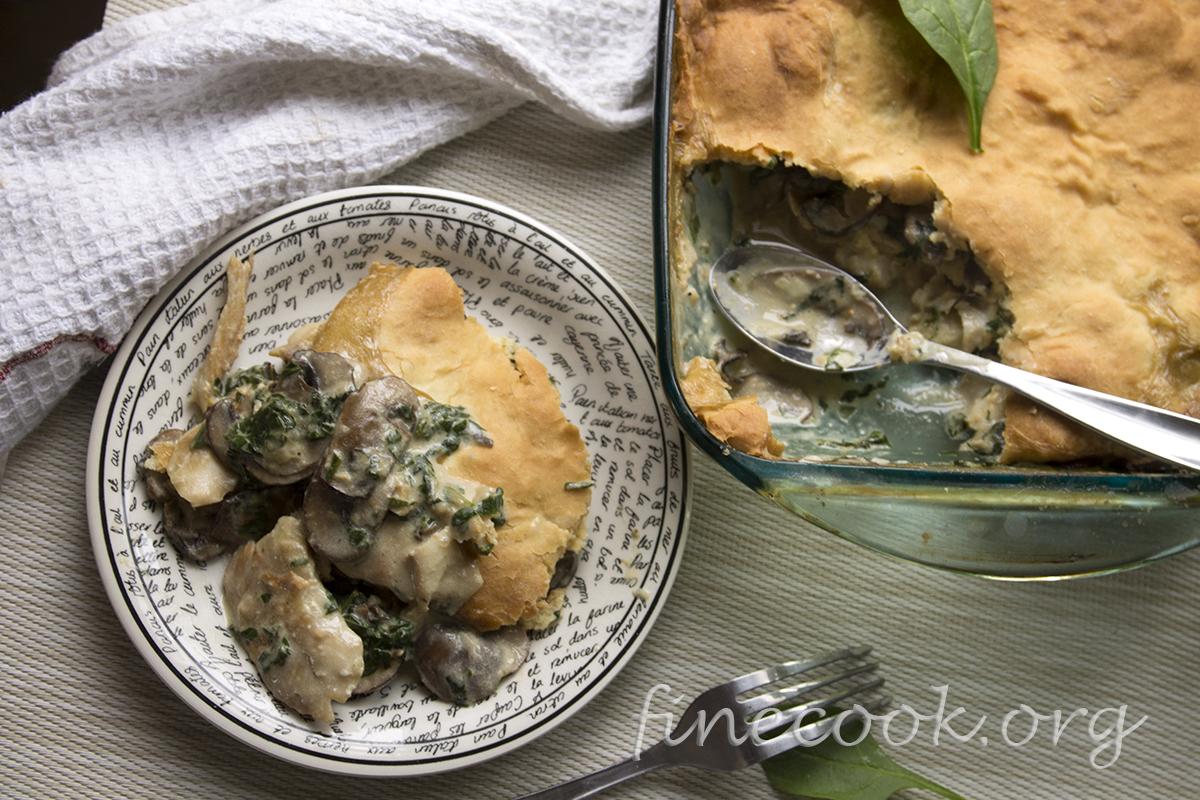 Рыба с грибами: рецепты и фото приготовления запеченной и тушеной ... | 800x1200